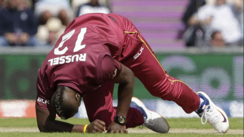 Holder is confident a pace contingent containing Cottrell, Oshane Thomas, Carlos Brathwaite and Shannon Gabriel can bounce back. (Photo: AP)
