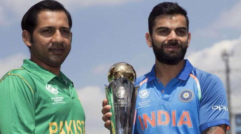 Pakistan has never won a match against India in the World Cup, a record that they would desperately want to correct. (Photo: AP)