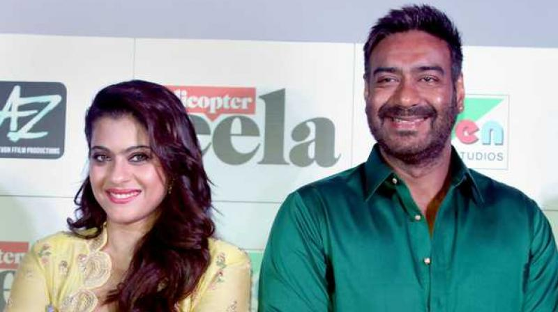 Kajol had recently made headlines after Ajay Devgn pulled a prank on her by sharing her WhatsApp number.