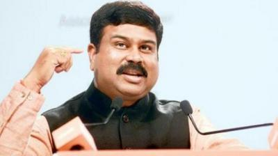 India is on a steady path to becoming a five trillion dollar economy, with emphasis on ease of doing business as well as ease of living, said Union Minister Dharmendra Pradhan. (Photo: File)