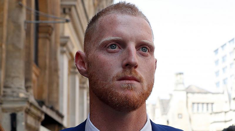 """""""During the incident, Mr Stokes lost his control and started to attack with revenge, retaliation or punishment in mind. Well beyond acting in self defence or defence of another,"""" prosecutor Nicholas Corsellis told a jury at Bristol Crown Court in southwest England. (Photo: AFP)"""