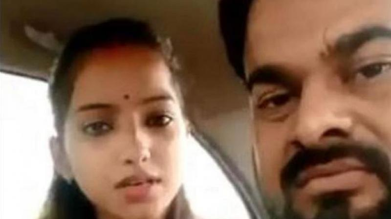BJP leader's shocking remarks on fellow lawmaker's daughter who fears for life