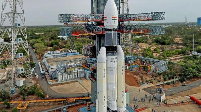 Chandrayaan-2: Know about India's first lunar landing mission