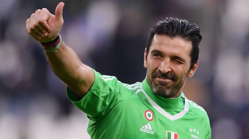 d6aab58276c Juventus legend Gianluigi Buffon joins PSG for final shot at ...