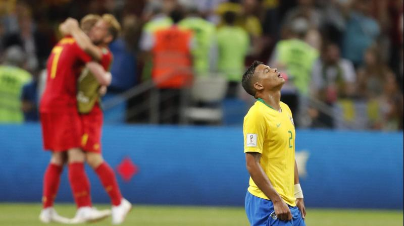 The South Americans came back hungrier and responded with a renewed sense of urgency. (Photo: AP)
