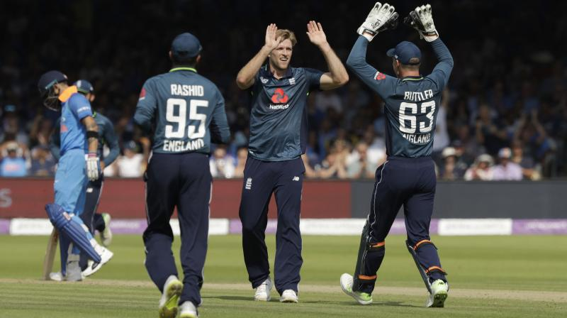 India batting great Sunil Gavaskar believes England are a transformed one-day international side since their shock exit from the 2015 World Cup. (Photo: AP)