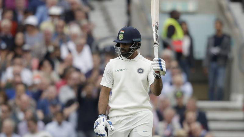 Vihari also credited skipper Virat Kohli for guiding him in his Test debut. (Photo: AP)