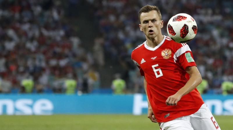 Spanish anti-doping agency investigates Russia World Cup hero Denis
