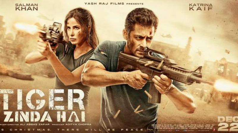 Tiger goes past 173 crore in 5 days!