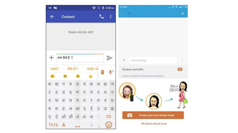The updated keyboard also lets users convert their selfies/photos to GIFs or stickers, which will help them add life to their WhatsApp conversations.