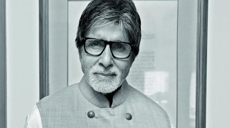 The photo posted by Amitabh Bachchan on Twitter  supporting gender equality