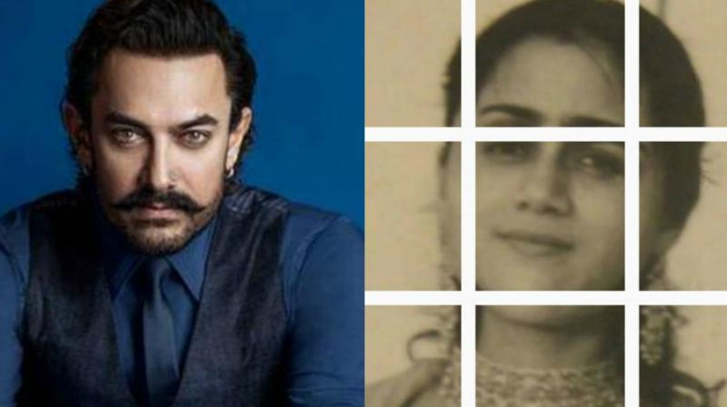 Aamir Khan recently took a break from his 'Thugs of Hindostan' shoot to spend time with his mother on his birthday.