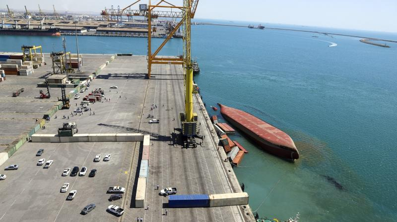 It is also the only Iranian port with exemptions from unilateral economic sanctions reimposed by the United States in 2018. (Representational Image)