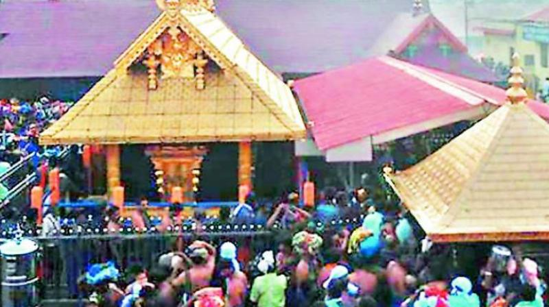 The woman identified as Sasikala, reached Sabarimala on Thursday night with her family. Plainclothed officers escorted her to the temple and she prayed in front of the sanctum sanctorum at 9.30 pm.