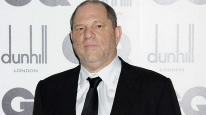 Hollywood producer Harvey Weinstein (File Photo)