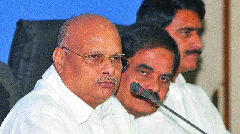 Budget session from february end: Yanamala Ramakrishnudu