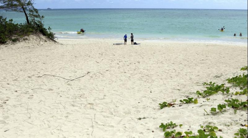 Kailua was named the best beach in 1998, making it a two-time winner. (Photo: AP)