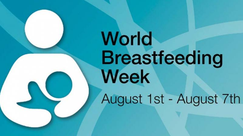 August Is Breastfeeding Awareness Month