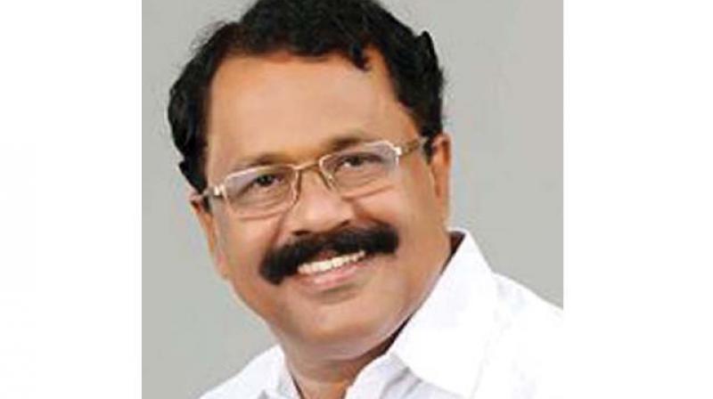 P.S. Sreedharan Pillai.