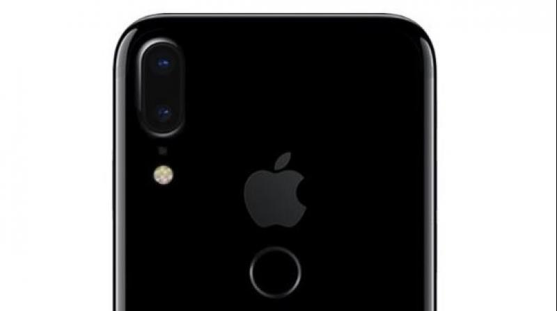 Leaked IPhone 8 With Dual Rear Camera Set Up