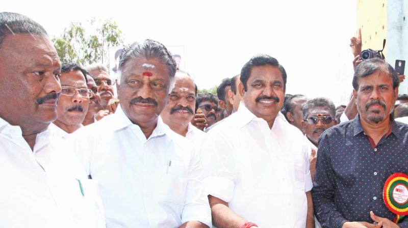 Image result for AIADMK announced candidates for Assembly by-polls