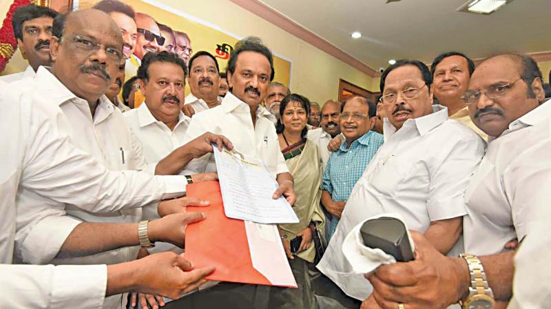 DMK Chief Stalin makes preparations for Lok Sabha Elections