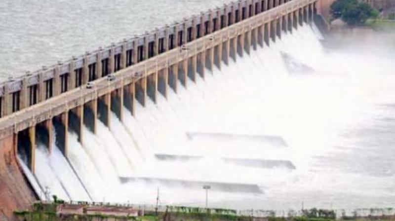 While the total capacity of water storage in different dams at Tirumala is 5,047 million litres, the present reserve is 2,164 million litres. (Representational image)