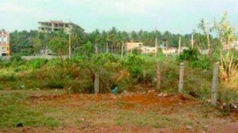 The state government had transferred the land parcel to the HMDA in 2006 and gave it permission to auction it and raise funds, Initially, 168 acres were put up for auction which fetched Rs 1,775 crore. (Representational image)