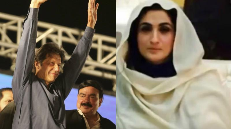 Cricketer-turned-politician Imran Khan marries Bushra Manika
