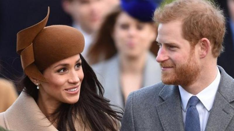 Markle joined her husband-to-be and Britain's other senior royals including Prince Charles Prince William for the Commonwealth service