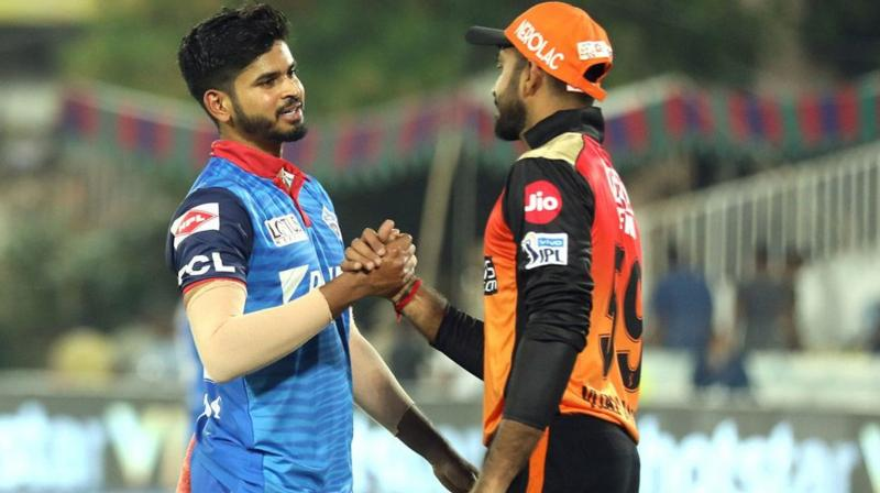 Delhi posted 155 for seven and then returned to bowl out Hyderabad for 116 in 18.5 overs to notch up their second successive win. (Photo: BCCI)