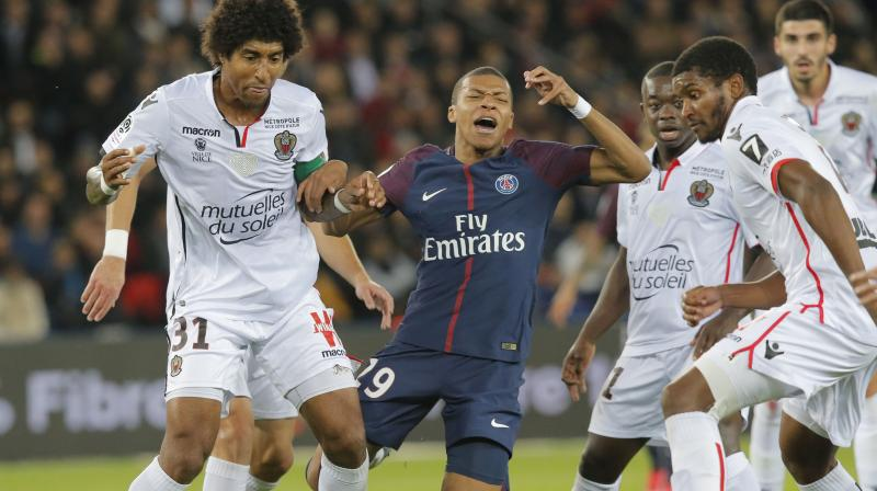 PSG will be crowned champions on Wednesday if they win at Nantes. (Photo: AP)