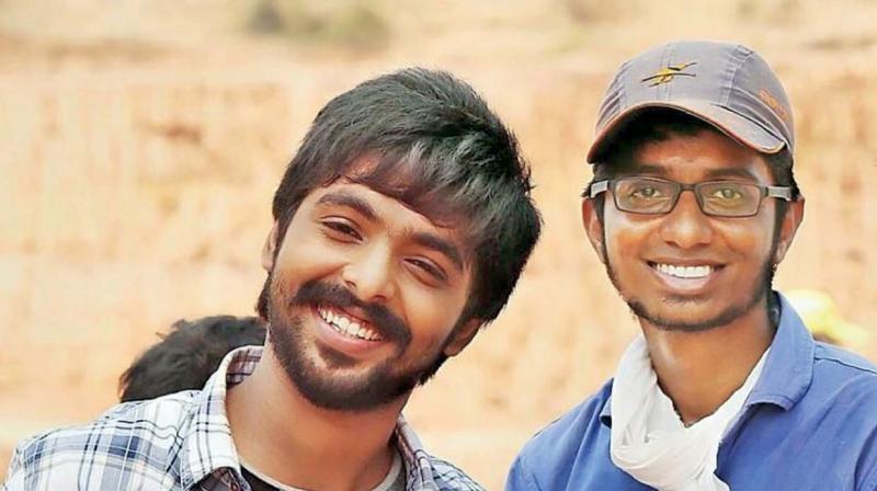 GVP and Karthik