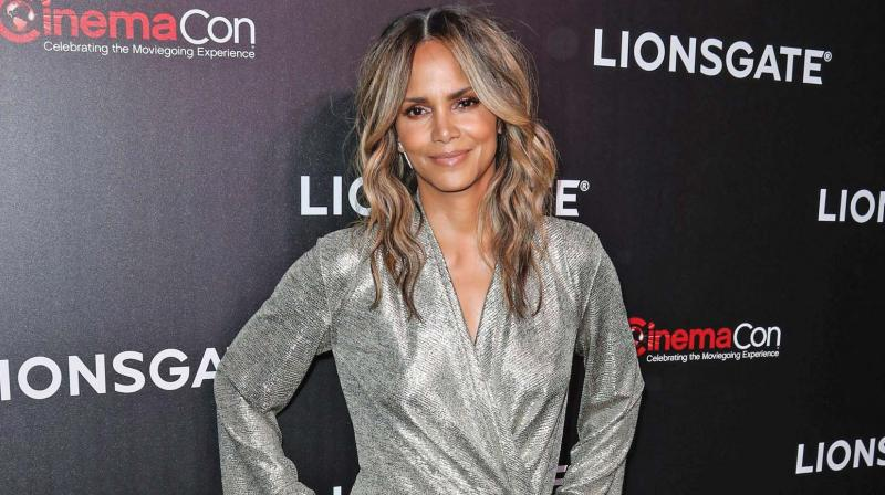 A picture of Halle Berry  used for representational purposes only