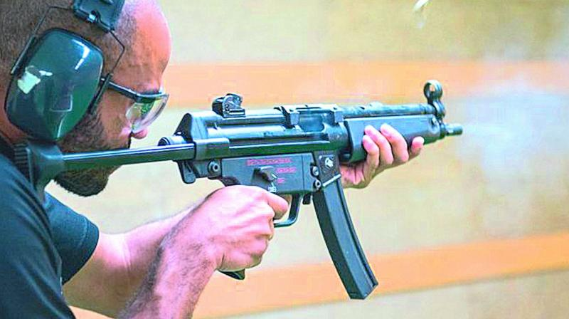 All MP5s come with fire control groups that are capable of several modes of fire.