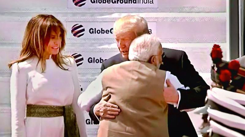 Donald Trump backs India in fight against terrorism