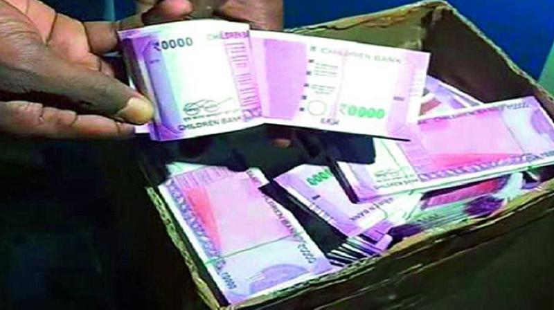 All the staff and two kingpins have been arrested. Police seized Rs 80,000 in cash, two laptops, router, 34 wireless telephones, 42 mobile phones, 21 SIM  cards. The police also froze a bank account containing Rs 6 lakh.