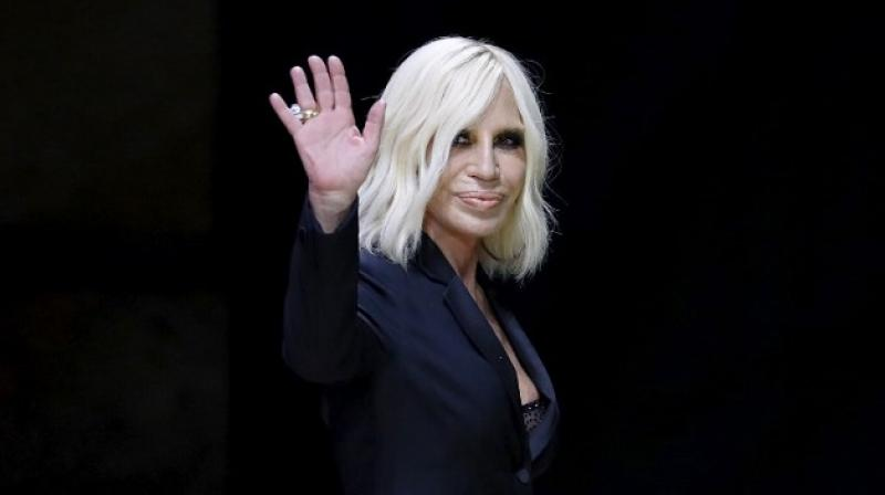Donatella Versace Plans to Stop Using Fur