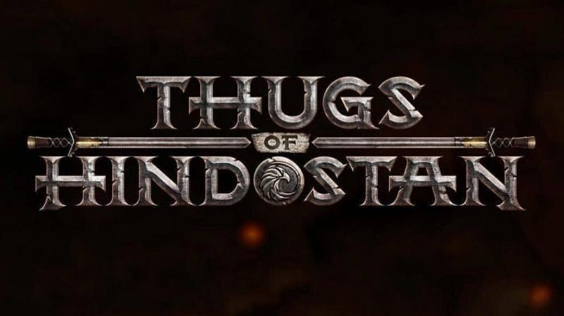 Image result for thugs of hindostan logo