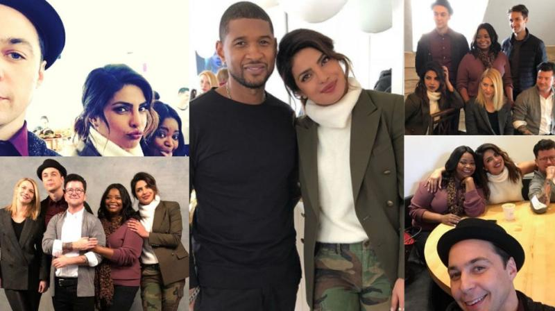 Priyanka Chopra begins promoting A Kid Like Jake at Sundance Film Festival