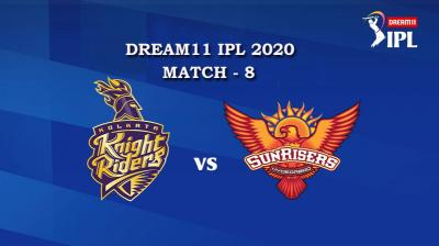 KKR VS SRH Match 8, DREAM11 IPL 2020, T-20 Match