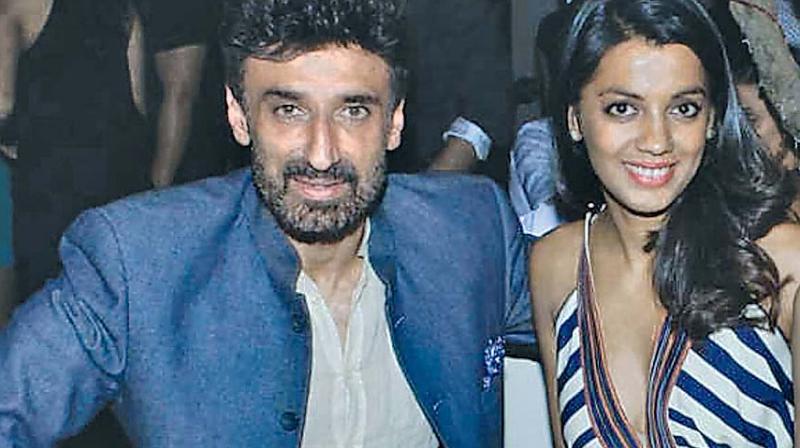 Mugdha Godse & Rahul Dev