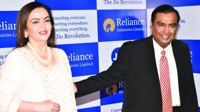 Reliance Industries will become a net zero-debt company in the next 18 months, by March 31, 2021, said Mukesh Ambani, Chairman, RIL addressing the shareholders.