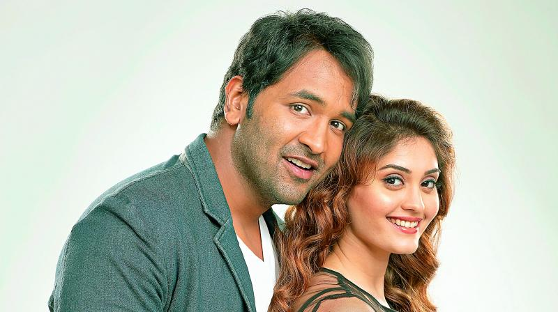 Vishnu Manchu and Surabhi in lead roles