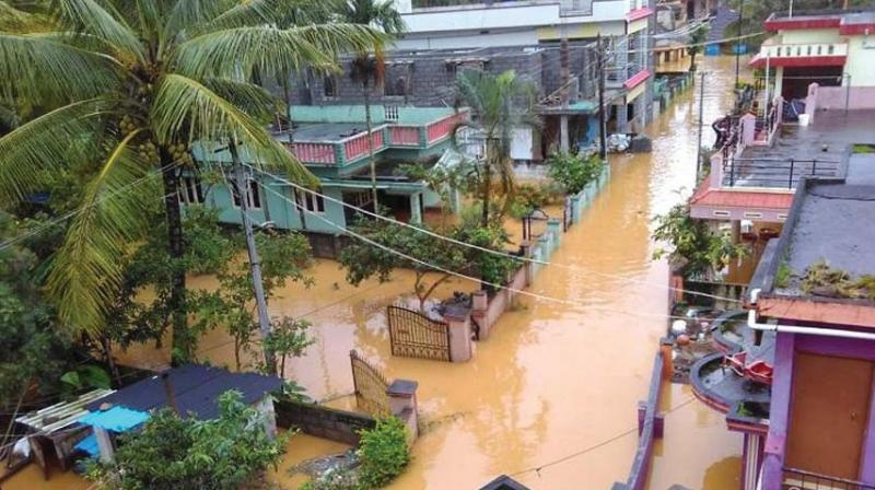 Monsoon rains have also caused widespread damaged to life and property in three other states of Madhya Pradesh, Uttrakhand and Kerala. (Photo: Representational)