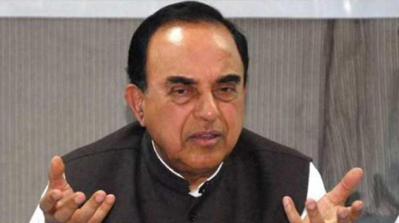 Apart from Swamy, other former judges and senior advocates of the Supreme Court also reacted to the press meet. (Photo: File)