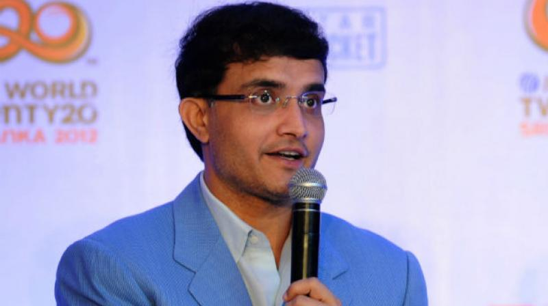 Ganguly recently trolled a cricketer on June 9 without using any names (Photo: PTI)