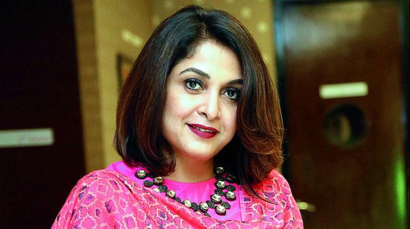 Ramya Krishnan Lands Crucial Role In Mahesh Babu S Film