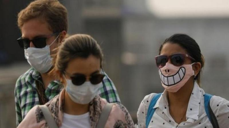 Delhi air in 'very poor' category for third consecutive day, AQI crosses 380 mark