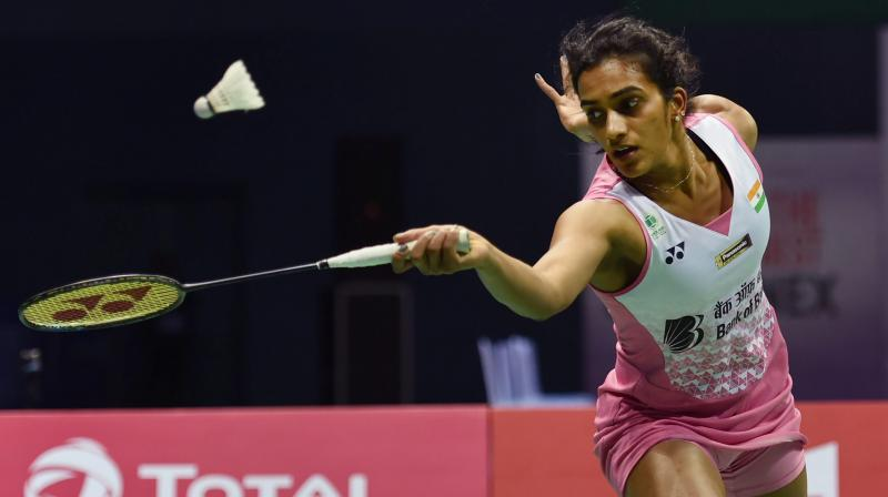 Prior to today's loss, Sindhu had won twice and lost once at the Indonesia Super Series Premier last year against the American. (Photo: PTI)
